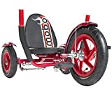 Mobo Mity Sport Safe Tricycle. Toddler Big Wheel Ride On Trike. Pedal Car, Red
