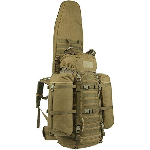 Wisport ShotPack 65L Mochila Coyote