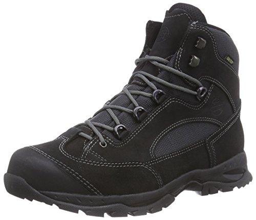 Hanwag Banks GTX, Chaussures de Randonnée Hautes homme, Noir, 47