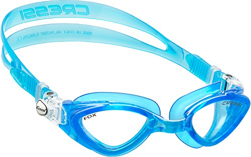 Cressi Swim Fox Swimming Goggles - Aqua