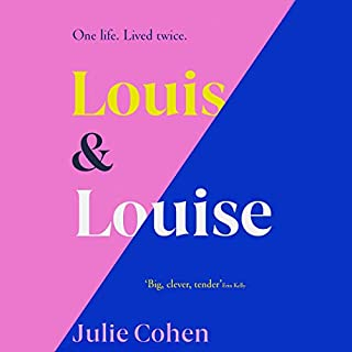 Louis & Louise audiobook cover art