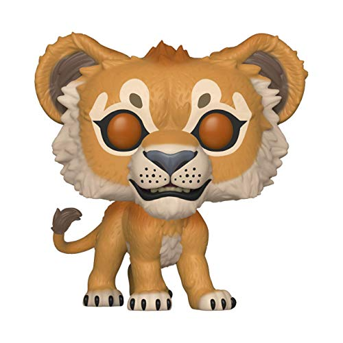 Funko- Pop Vinile: Disney: The Lion King: Simba Figura da Collezione, Multicolore, 38543