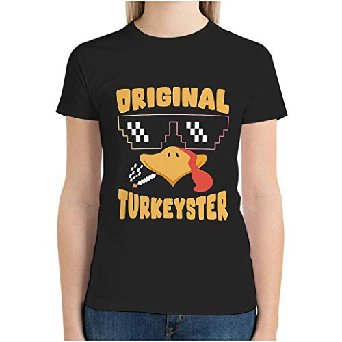Geschmeidig Shirt Tee T-Shirt für Frauen Black m