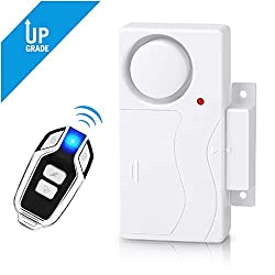 Wsdcam Wireless Door Alarm Anti-Theft Burglar Alert Window and...