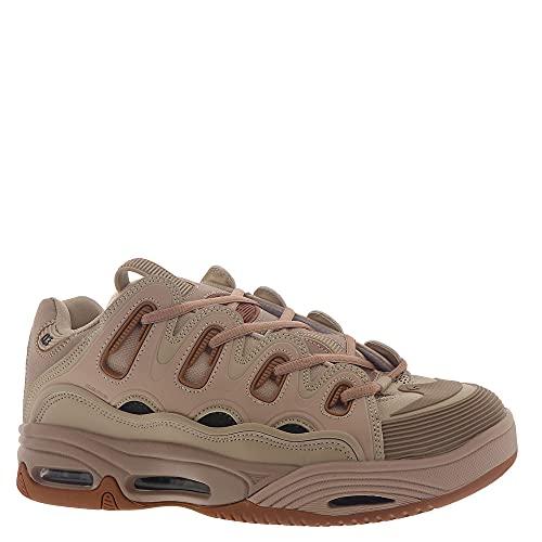 Osiris Shoes D3 2001 Copperhead/Sand/Tan Leather Sole Air Skate BMX Beige Size: 10.5 UK
