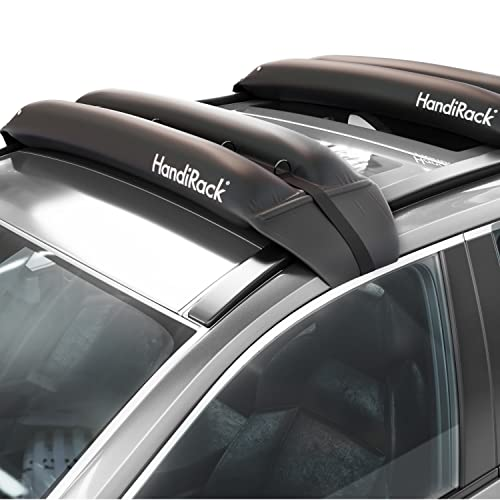 HandiRack Universal Inflatable Soft Roof Rack Bars...