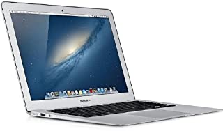 Apple MacBook Air 13 pulgadas (2013), Intel Core i5, 1.3GHz, 4GB, 128GB SSD, Plateado (Reacondicionado)