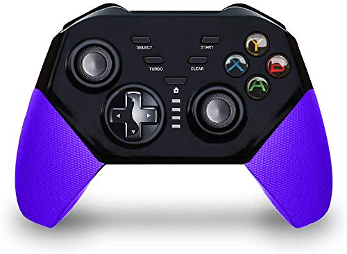 Gamepad Wireless,CamKing Game Controller for Joystick Playstation 4 Gioco Bluetooth Senza Fili per Dualshock Joypad PS3/PS4