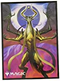 Magic The Gathering War of The Spark Nicol Bolas Dragon-God Card Game Character Sleeves Collection MTGS-098 80CT