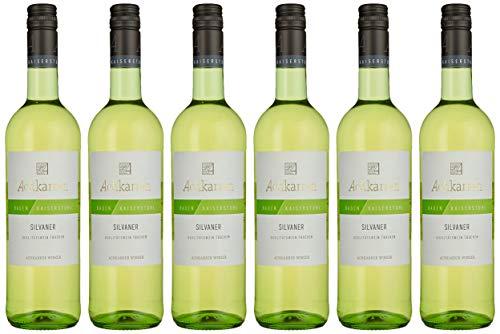 Achkarrer Silvaner Qualitätswein trocken (6 x 0.75 l)