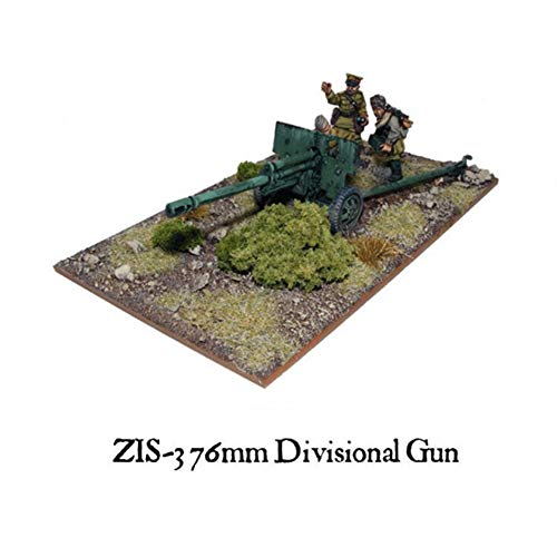 Bolt Action 28mm Soviet Army Zis 3 Gun