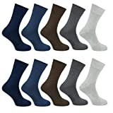 SoftSocks for Everyone Mix classic socks 10 + 1 bamboo 39-42