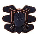 Amagogo Cintura per Stimolatore Addominale USB per Attrezzi da Allenamento per Allenamento in ABS per Palestra Domestica