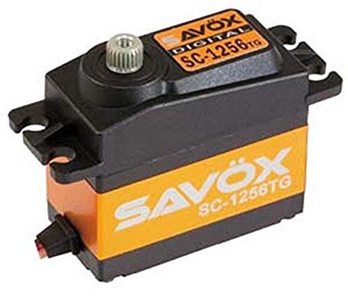 Savox SC-1256TG High Torque Titanium Gear Standard Digital Servo