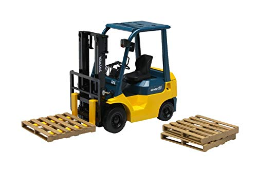 Fujimi 1/32 Scale Forklift - Plastic Model Building Kit # 011684