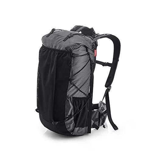 Mochila de senderismo ligera, marco interno, mochila de senderismo 40/60L, bolsa de escalada Moutain, mochila impermeable para acampar para mujeres y hombres