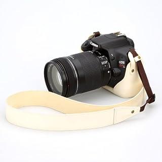 HAKUBA ピクスギア 本革ボディケースセット Canon EOS Kiss X4用 ホワイト DBC-KX4WT