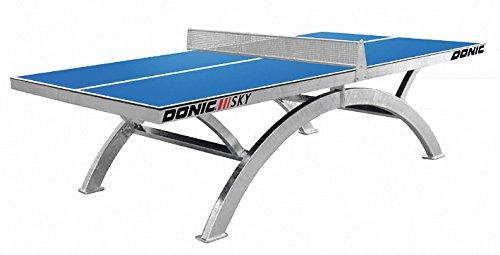 DONIC Sky Tischtennisplatte, Silbergrau-Blau, One Size