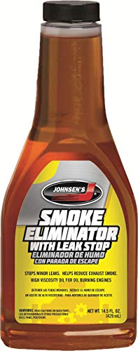 Johnsen's 4628 Smoke Eliminator with Stop Leak - 14.5 oz.