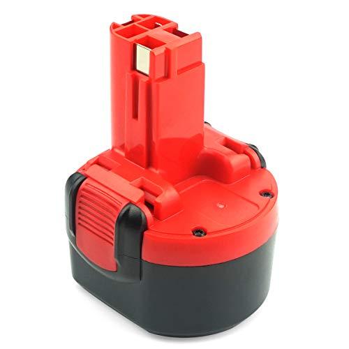 ADVNOVO 9.6V 3.5Ah Ni-MH Ersatzakku für Bosch PSR 960 BAT048 BAT100 BAT119 2607335272 2607335461 Gsr 9.6VE-2 PSR 9.6VE-2 PSR960 23609 32609-RT Bosch 9.6V Werkzeuge