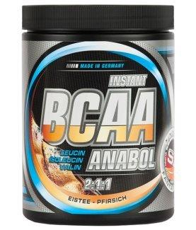 S.U. BCAA-ANABOL, 500g Pulver (Eistee-Pfirsich)