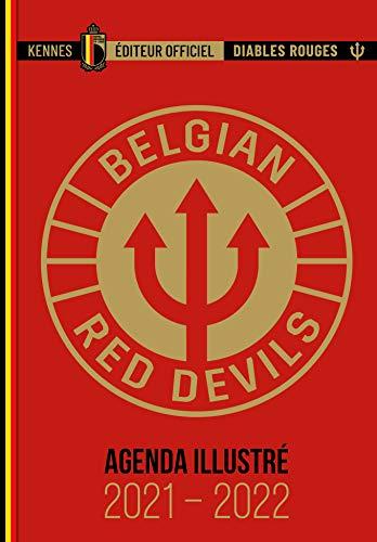 Agenda 2021-2022 Diables Rouges