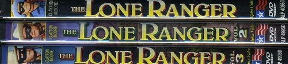 Lone Ranger: Volumes 1-3