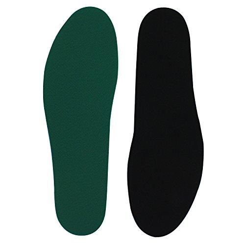 Spenco Rx Comfort Thin Lightweight Cushioning Orthotic Shoe Insole  Women s 7-8.5/Men s 6-7.5