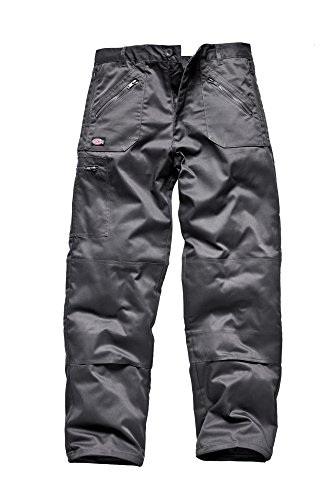 Dickies Arbeitshose Redhawk Action Bundhose WD814 Grey Gr.54