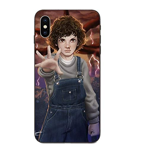 LNLYY Stranger Things Galaxy J7 2016 Custodia Case Cover Cartone Animato Stranger Things per Samsung Galaxy J7 2016