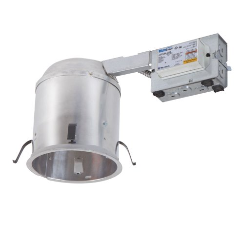 EATON Lighting H273RICAT1D 6-Inch IC AirTite 26/32-Watt Compact Fluorescent Remodel Housing with 120V Electronic Dimming Ballast
