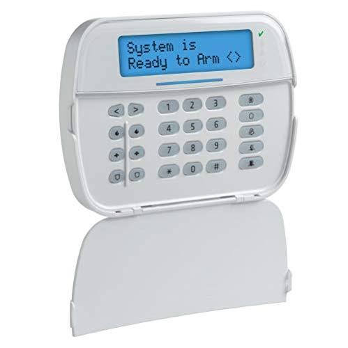 DSC Sistema de alarma de seguridad – DSCWS9LCDWF8EU IOTEGA teclado inalámbrico LCD bidireccional