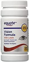 equate vision formula 50 tablets