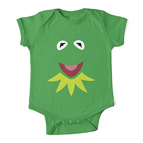 Kermit Baby Onesie Outfit Bodysuits One-Piece