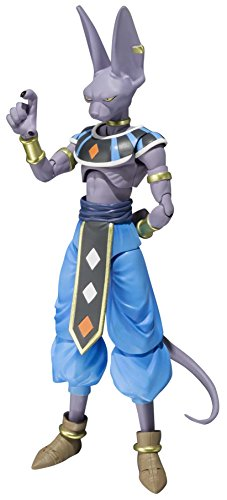 Bandai Tamashii Nations Beerus Dragon Ball Super Action Figure