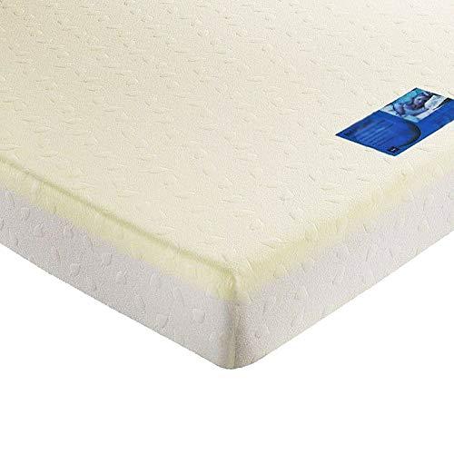 sleepkings 12 inch Memory Foam & Reflex Orthopaedic Mattresses – Extra Soft Mattress Quality Beds (3ft Single)