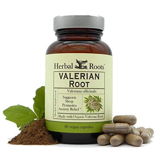 Valerian Herbal Supplements