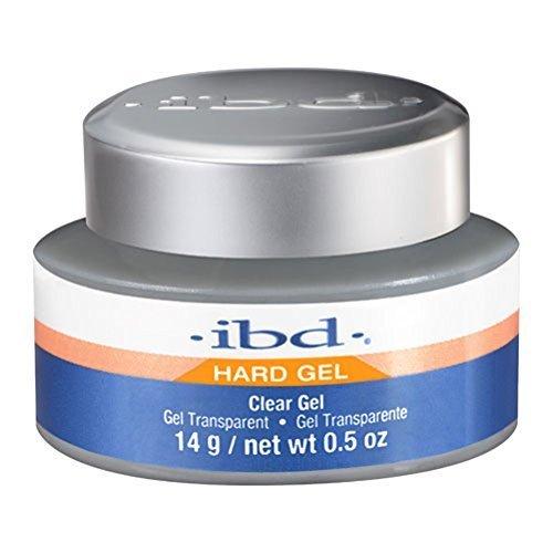 IBD UV Gels, Clear Gel 0.5 oz