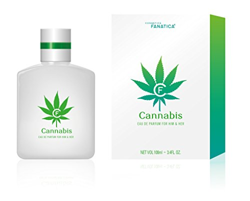 Cannabis Unisex Eau de Toilette Spray 100 ml