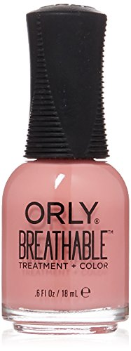 Orly Beauty - nagellak - ademend - Happy & Healthy, 18 ml, 1 stuk