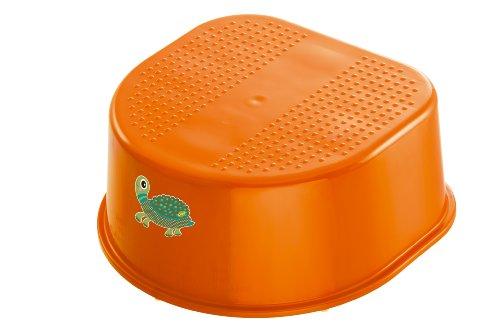 Rotho Babydesign, Sgabello per bambini, Arancione (Mandarin Pearl)