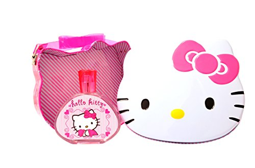Hello Kitty Eau de Toilette Spray und Metallbrotdose 100 ml