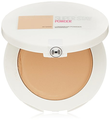 Maybelline New York Puder Super Stay 24H Sand 30, 9 g