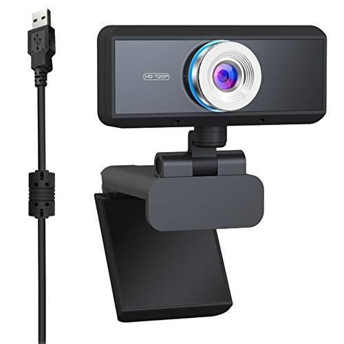 YWZQ 720P Cámara Equipo de Alta definición, Webcam de la Red cámara de vídeo Chat en Vivo con el Mic Ayuda TV