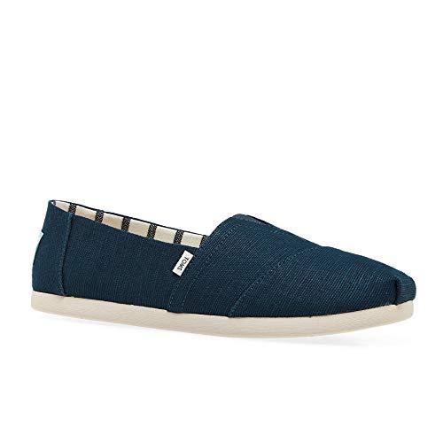 Toms Classic Hombre Zapatos Azul 46 EU