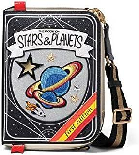 BRACCIALINI TUA borsa Shape B13270 Book of Stars & Planets