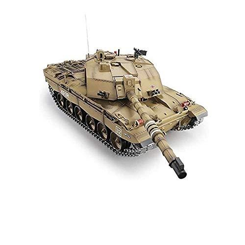1.16 Super großes Militär Modell Multifunktions-Metal Track Fern & App-Controlled RC Panzer Cars Erwachsene Elektro Militär Modell Jungen-Spielzeug-Auto-Geburtstags-Geschenke
