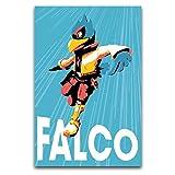 Falco Lombardi_Leinwand-Kunst-Poster und Wandkunstdruck,