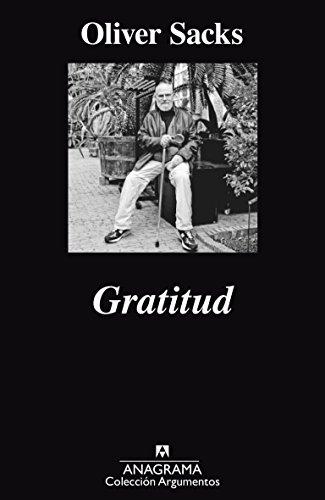 Gratitud (Argumentos nº 494) PDF EPUB Gratis descargar completo