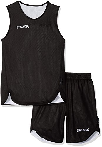Spalding Jungen 300401003_164 Kit, Black,White